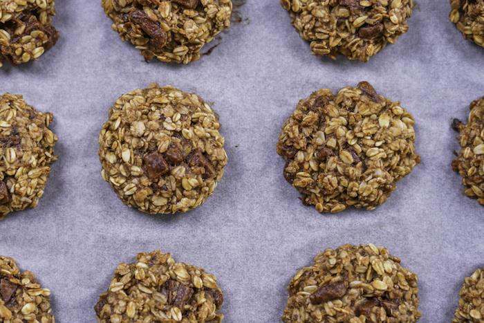 recetas clásicas de galletas de avena, super originales ideas de galletas con ingredientes saludables, recetas paso a paso