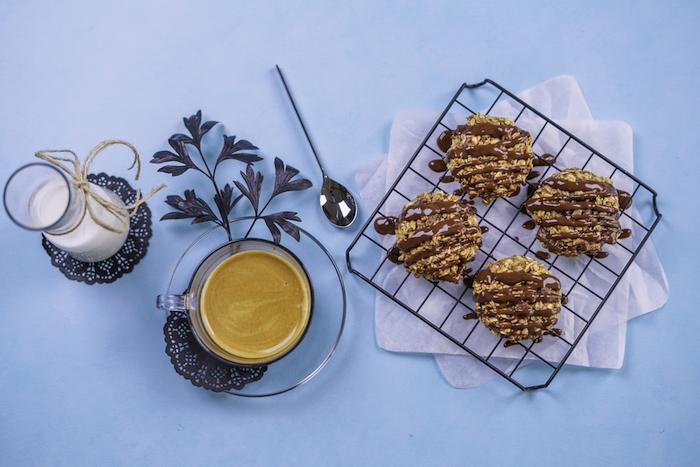 las mejores propuestas de receta de galletas para una dieta equilibrada, variantes de galletas blandas y fáciles de hacer