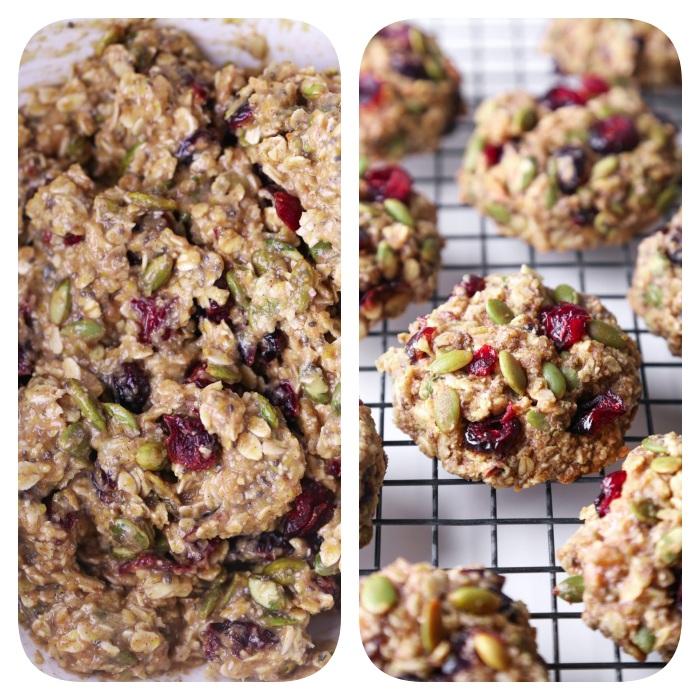 como hacer galletas de avena saludables, receta de galletas de chocolate, galletas de manteca y otras ideas de cokkies saludables