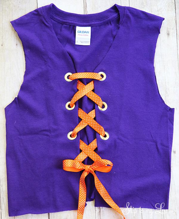 disfraz bruja original, disfraz halloween niña paso a paso, ideas de disfraces caseros DIY en fotos