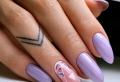 Descubre cuáles son los colores de uñas de moda en más de 90 imágenes