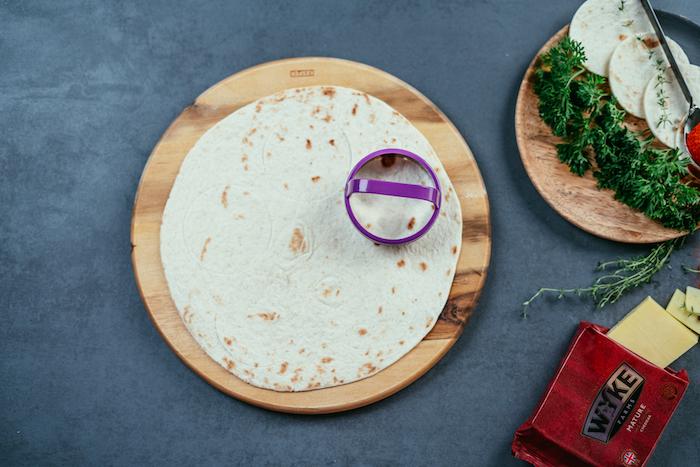 como hacer mini tacos de una tortilla, super originales ideas de tacos mexicanos con recetas paso a paso, cocinar es fácil y divertido con nuestras ideas