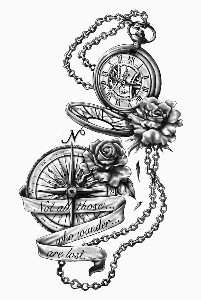 los mejores diseños de tatuajes temporales, dibujos de tatuajes con fuerte significado, ideas de dibujos para tatuajes