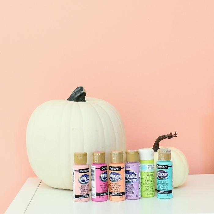 ideas para decorar una calabaza, decoracion halloween DIY, magníficas ideas de calabazas decoradas para una fiesta de halloween