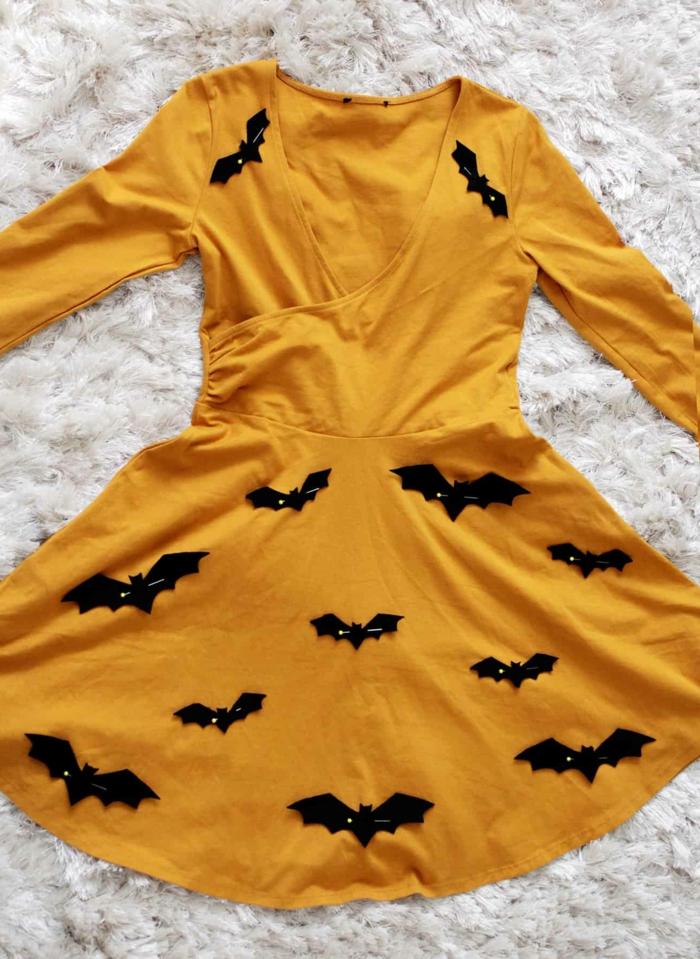 ideas de disfraces originales para halloween para hombres y mujeres, fotos de disfraces caseros super creativos para una fiesta de Halloween