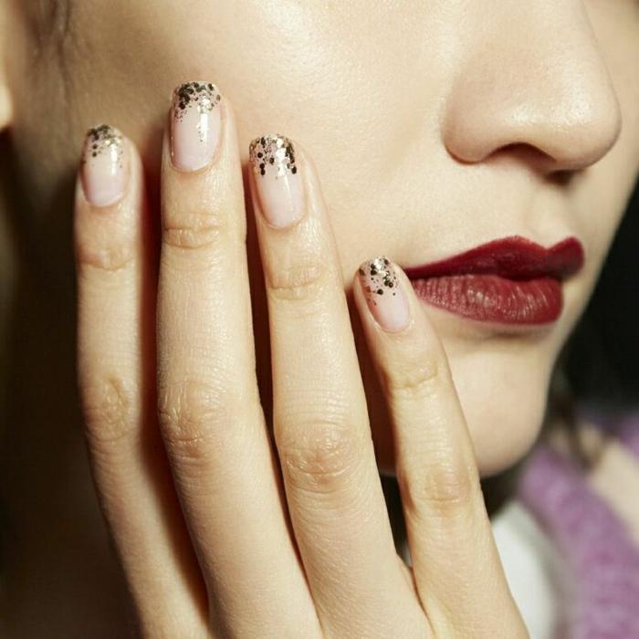 uñas decoradas elegantes, cuáles son las tendencias en uñas para el otoño invierno 2019 2020, fotos de manicura