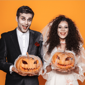 Super originales ideas de disfraces en pareja para Halloween