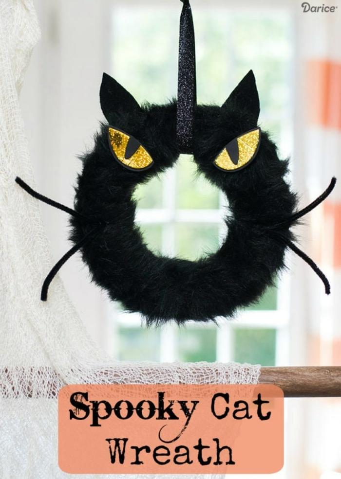 adornos caseros para Halloween, ideas de manualidades halloween infantil, excelentes ideas de manualidades para regalar