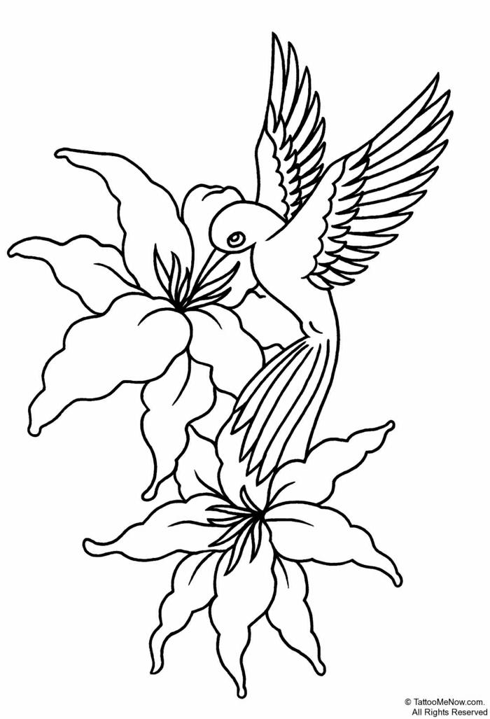 adorables propuestas de tatuajes para mujeres, tatuajes con flores significados, diseños de tatuajes simbolicos en fotos