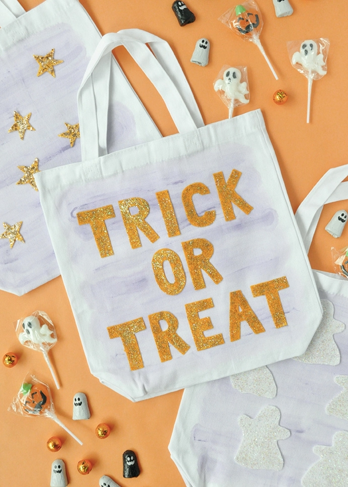 ideas de regalos Halloween hechos a mano, manualidades de halloween originales y fáciles de hacer, ideas de manualidades de fieltro