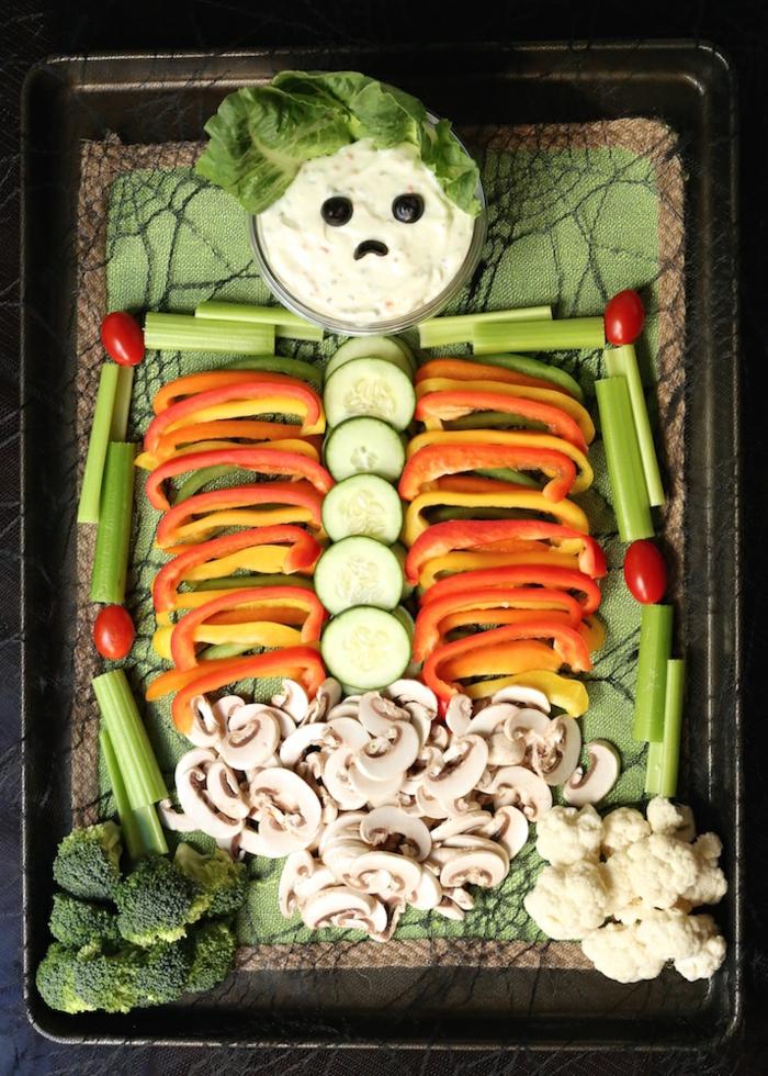 entrantes y aperitivos Halloween originales, las mejores ideas para montar una fiesta de Halloween para tus pequeños, comidas terrorfiicas originales