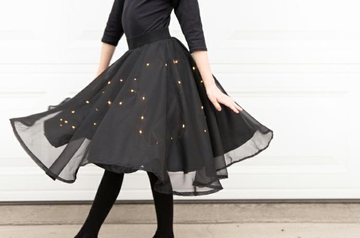 excelentes ideas sobre como hacer un disfrace casero en 30 minutos, disfraz de halloween niña de bruja, fotos de disfraces Halloween