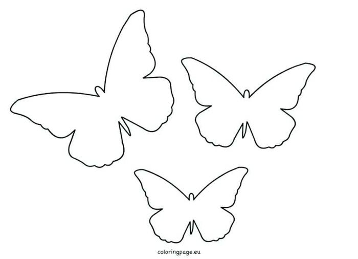 dibujos de mariposas para tatuajes, diseños de tatuajes sencillos y bonitos, fotos de tatuajes para mujeres originales