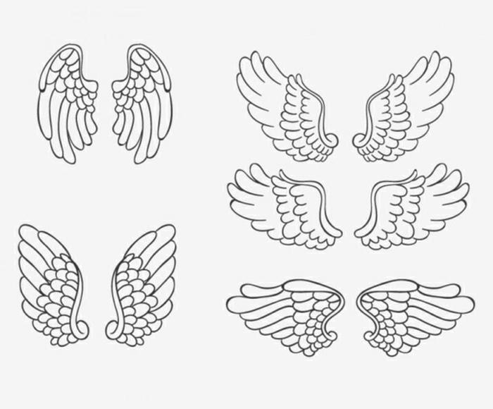 diseños de tatuajes pequeños, motivos de tatuajes con fuerte significado, tatuajes sencillos y bonitos en 95 imagenes