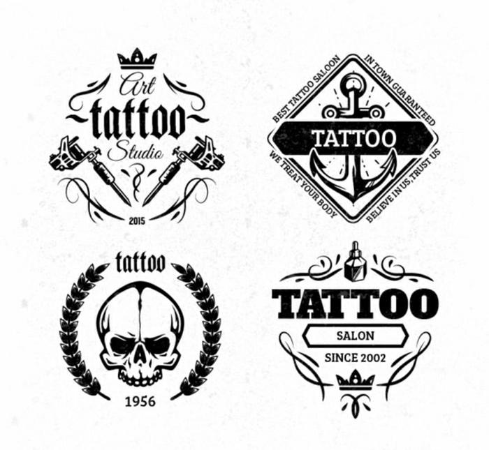 originales diseños de tatuajes en estilo vintage, tatuajes originales y fáciles de hacer, más de 100 diseños de tattoos