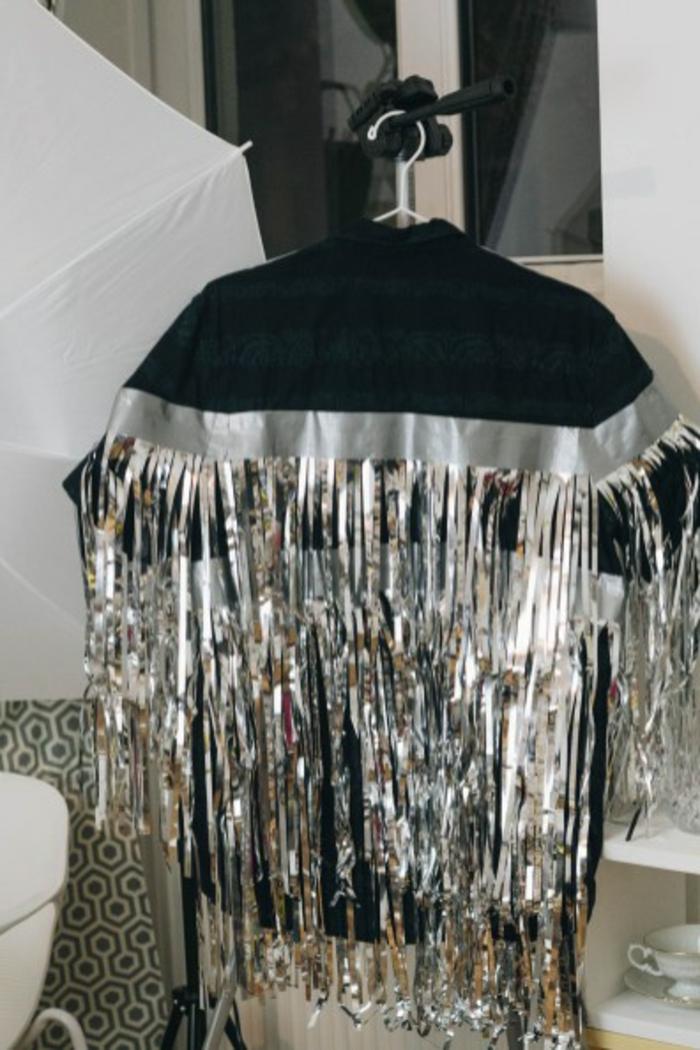 disfraces disco para una pareja, disfraces originales para halloween, ideas de disfraces caseros para hombres y mujeres