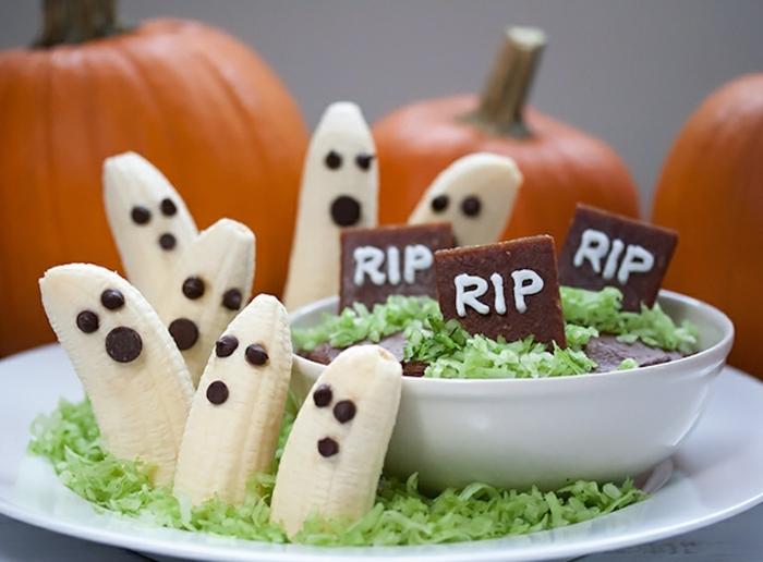las mejores ideas de comidas y postres decorados para Halloween, ideas sobre como organizar una fiesta de Halloween