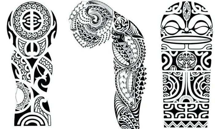 diseños de tatuajes tribales con un fuerte significado, ideas para tatuajes maoríes, como escoger un tatuaje tribal