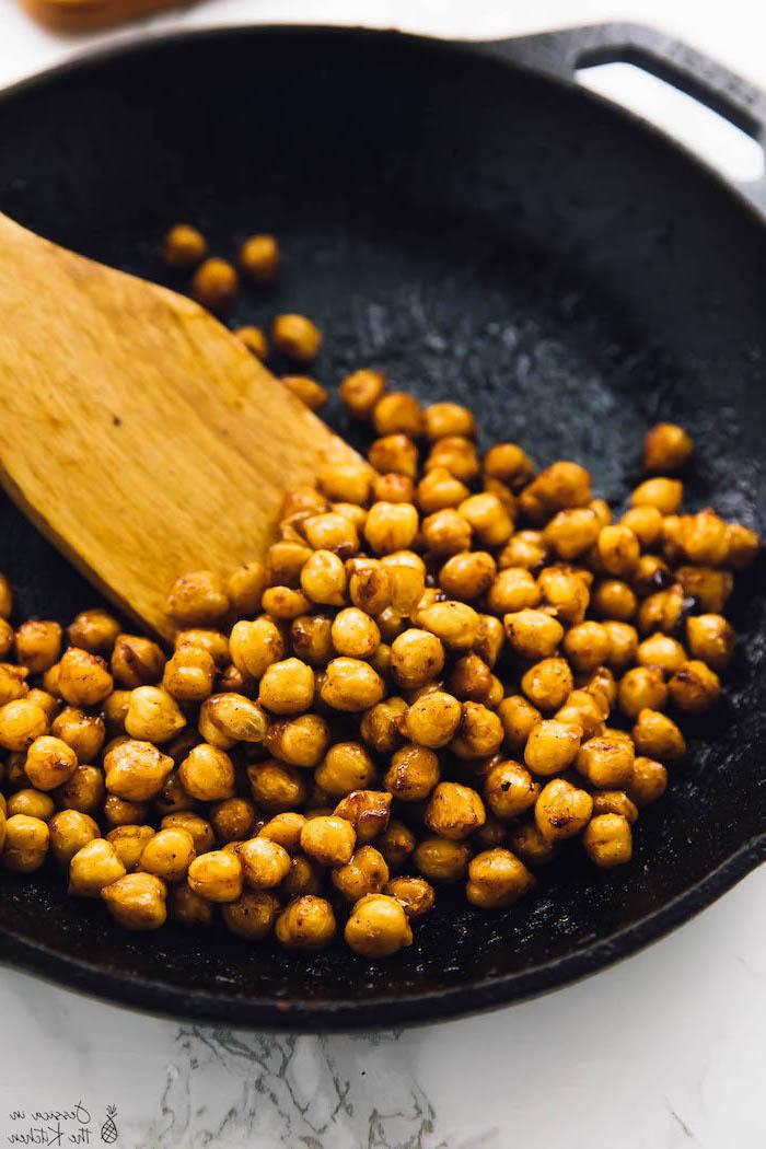 como hacer un taco vegetariano con garbanzos, recetas vegetarianas y veganas paso a paso, tacos de pollo y tacos veganos recetas