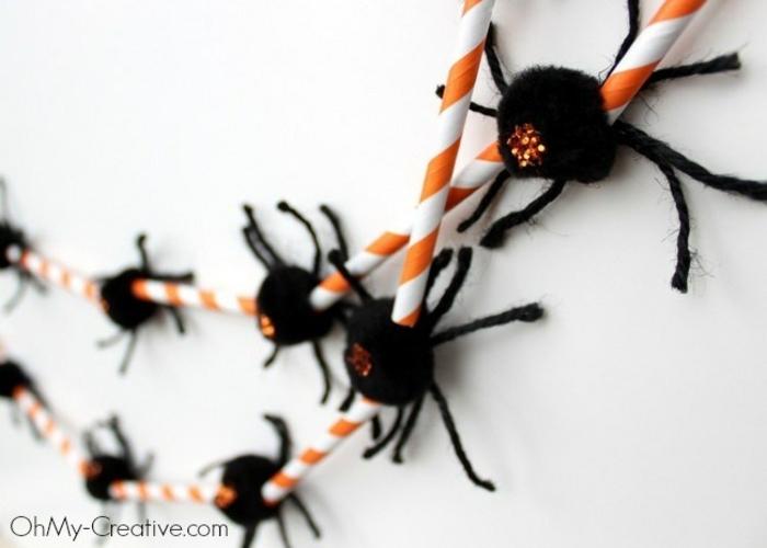 excelentes propuestas de manualidades halloween infantil caseras, decoración casa con motivos de Halloween originales