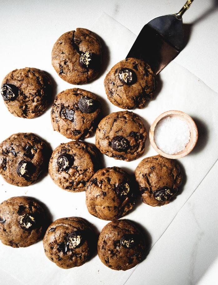 super originales idea de galletas saludables y energéticas sin horno, recetas de postres fáciles