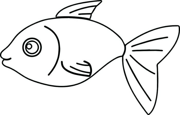 tatuajes sencillos y fáciles de hacer por un tatuador, tatuaje pescado, ideas de tatuajes originales y bonitos paso a paso