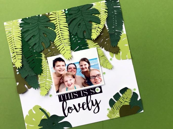 tarjetas personalizadas DIY con foto de familia, ideas de regalos con fotos personalizados, manualidades para regalar