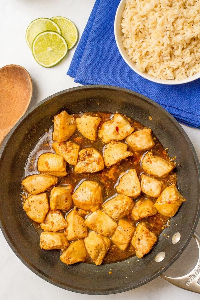como preparar pollo con arroz, cenas rapidas y fáciles para hacer en casa, arroz con pollo, recetas fáciles y rápidas
