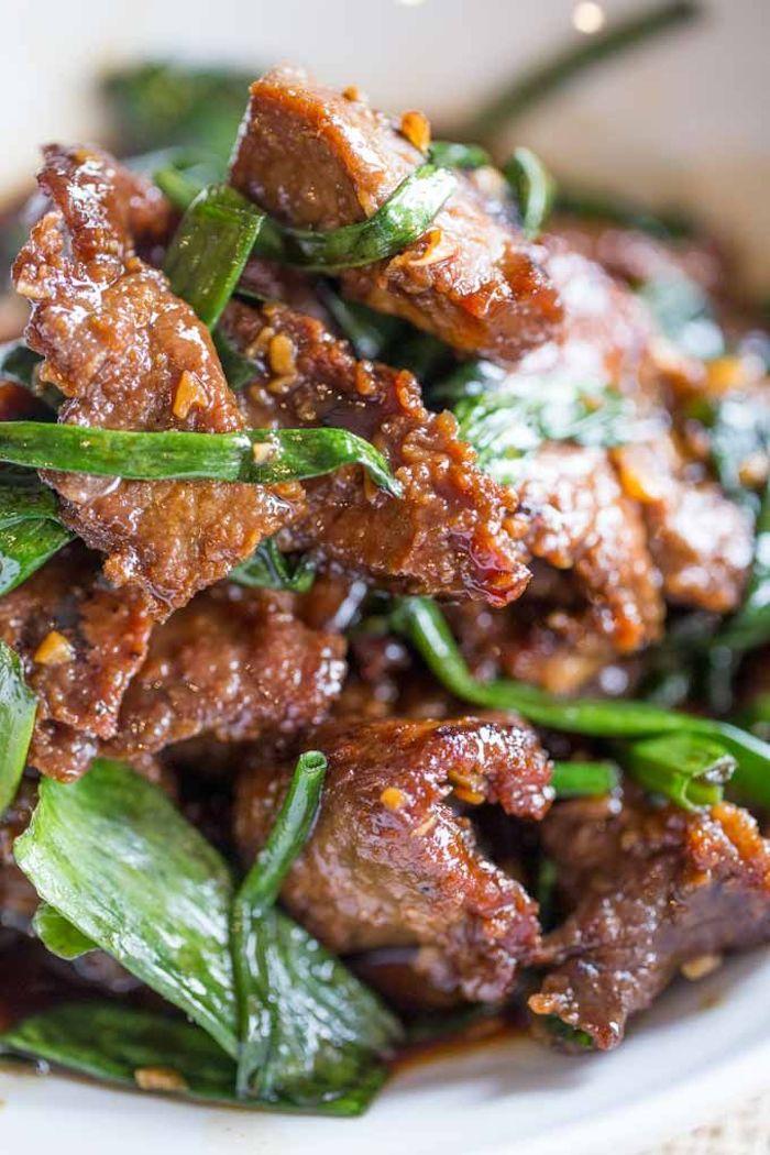 como preparar carne de ternera en casa, platos para hacer en menos de media hora, recetas sencillas