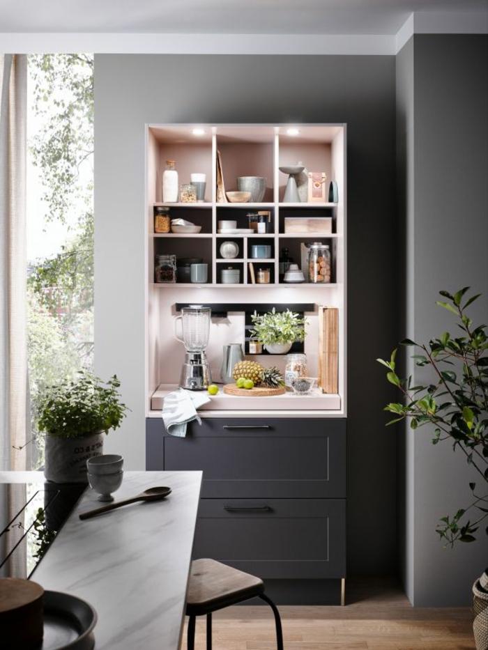 colores para cocinas modernos, cocinas con barra originales, últimas tendencias en diseño de cocinas en más de 100 fotos