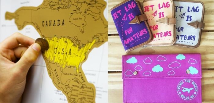fantásticas ideas de regalos para personas que aman los viajes, regalos para viajeros preciosos para regalar
