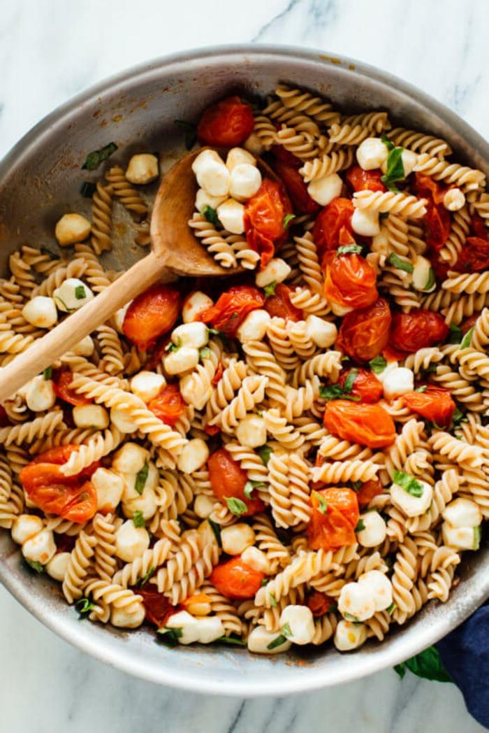 ensaladas para cenar fáciles, ricas y saludables, cenas saludables con vegetales, fotos de platos para perder peso