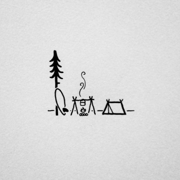 las mejores ideas de dibujos fáciles de hacer pequeños, detalles para redibujar pequeños, dibujos naturaleza