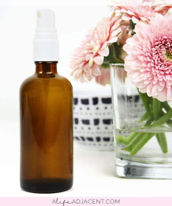 aromatizadores DIY a base de vodka y aceites naturales, esencias naturales para hacer un aromatizador DIY, ambientadores para casa