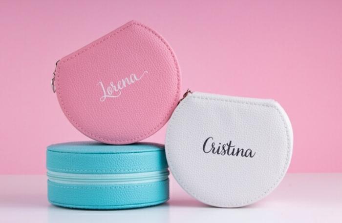 bolsos originales y bonitos en diferentes colores, regalos originales personalizados para madres y suegras, fotos de regalos