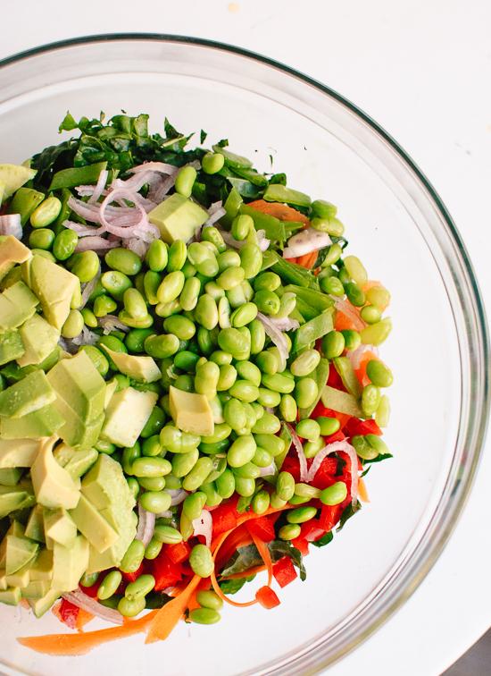ensaladas ricas y fáciles de hacer, comidas para toda la familia, ideas para una dieta saludable, cenas saludables
