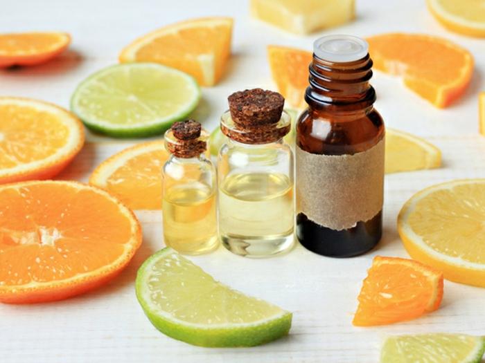 aceites esenciales aromáticos, como hacer ambientador caseros citricos sin toxinas, ideas de manualidades