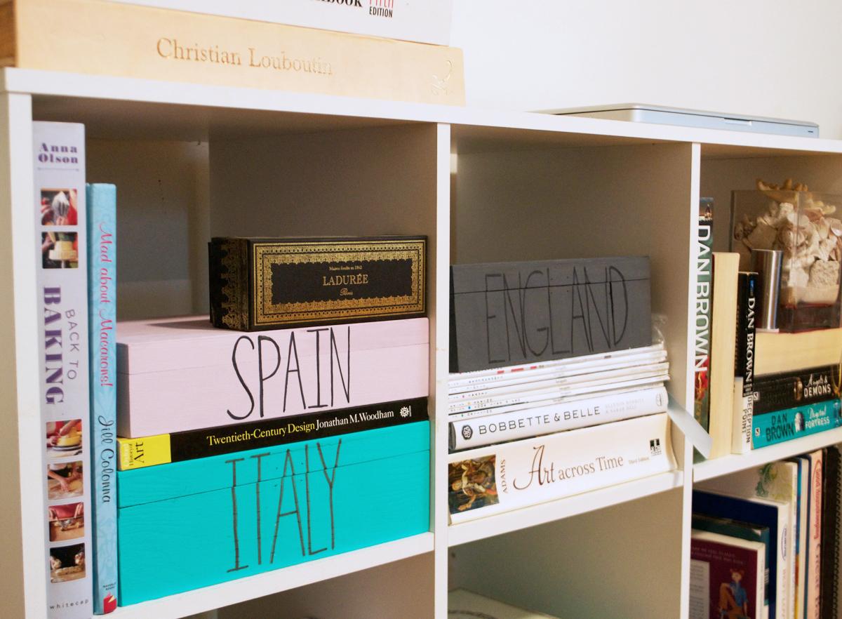 cajas decorativas con diferentes nombres para regalar a tus amigos, regalos para mejores amigas que viajan mucho