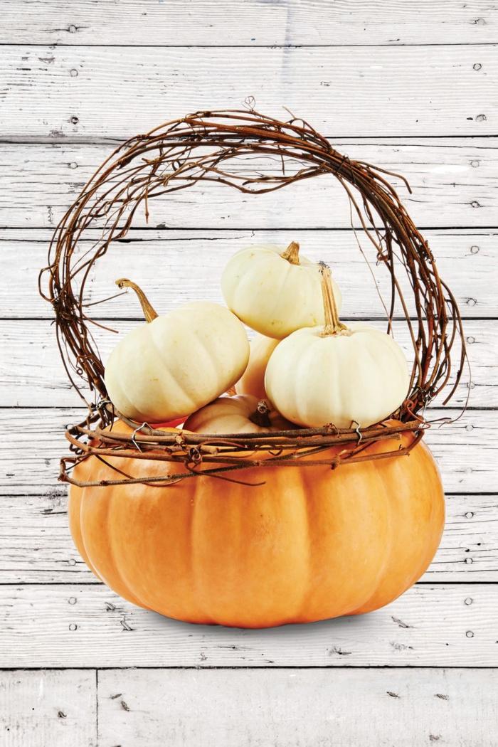 decoración casera con calabazas, más ed 90 fotos con ideas originales de decoración casera para el otoño