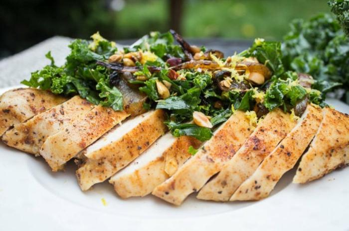 como preparar pollo con verduras, recetas para hacer en casa, ideas de recetas sanas, cenas con amigos