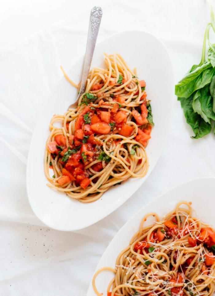 pasta vegetariana super fácil de preparar, recetas de pasta casera vegetariana, comidas para preparar en casa