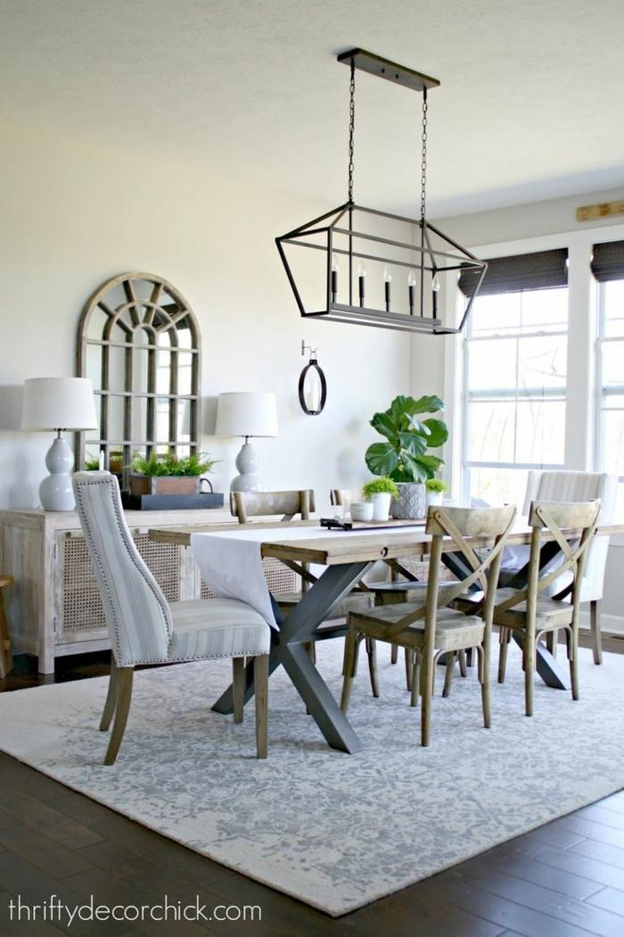 cocinas modernas blancas super bonitas, comedor abierto al cocina, espacios compartidos, cocina abierta al salón