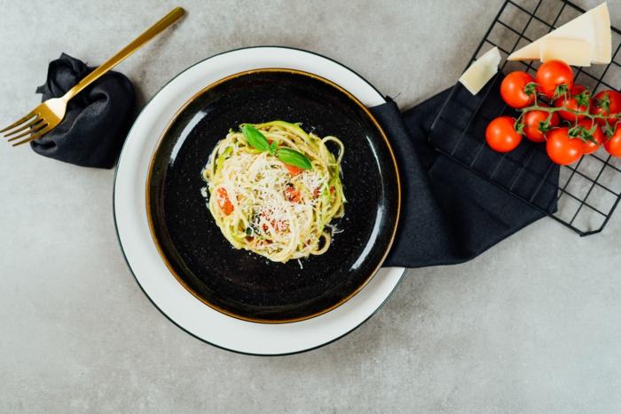 comidas ricas para cenas saludables y ligeras, ideas de entrantes faciles de preparar, platos para bajar de peso, ideas en imagenes