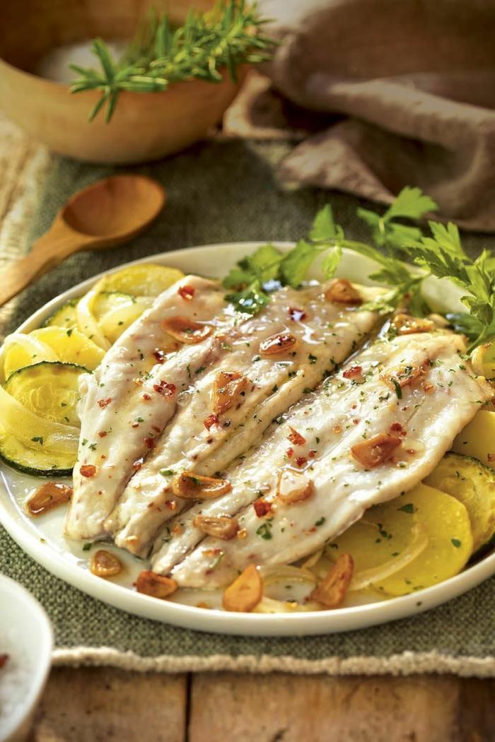 ideas de recetas con pescado, recetas fáciles y rápidas para hacer en casa, comidas con pescado saludables