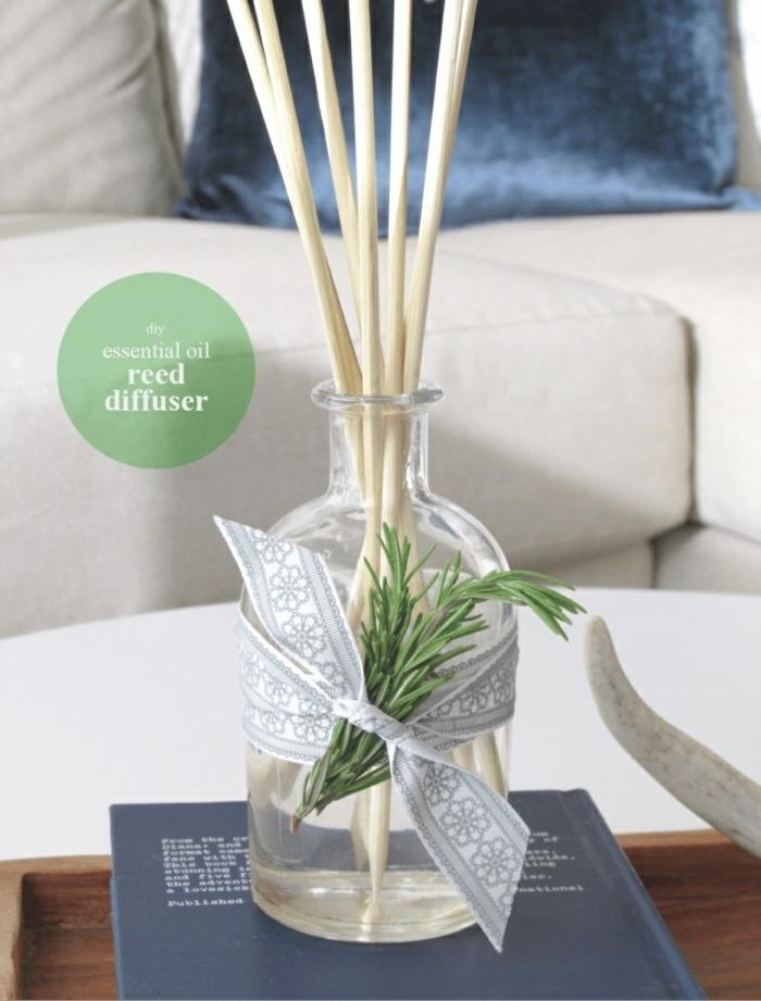 bonitas ideas de manualidades para regalar, como hacer ambientadores DIY para aromatizar tu hogar, más de 70 ideas en fotos