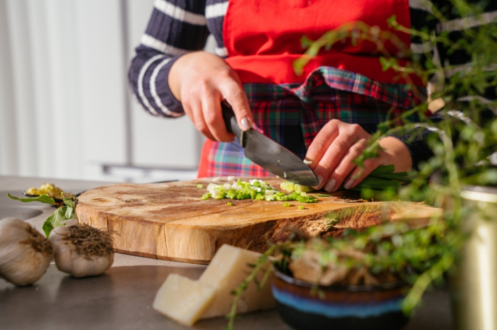 comidas saludables, recetas de platos para una cena saludable, ideas de comidas bajas en calorias, receta de risotto con setas