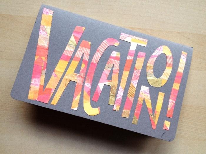 tarjetas decoractivas DIY para regalar a alguien que ama los viajes, que regalar a tu novio por su cumpleaños en fotos