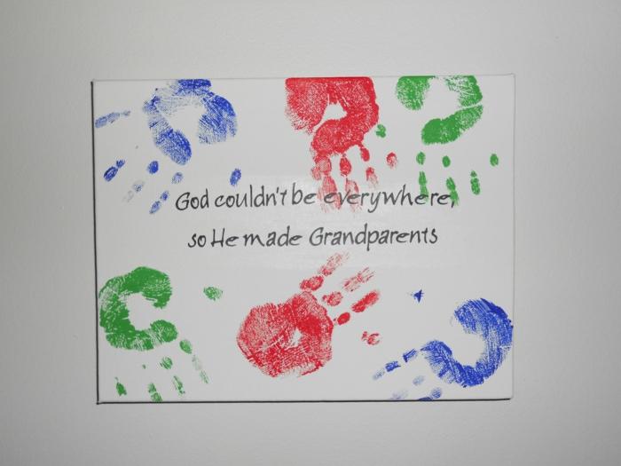 laminas y cuadros decorativos DIY para sorprender a tu abuela, preciosas ideas de regalos de cumpleaños, ideas en fotos