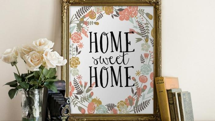 lamina decorativa bonita par decorar el hogar, detalles decorativos para la casa para regalar a tu suegra