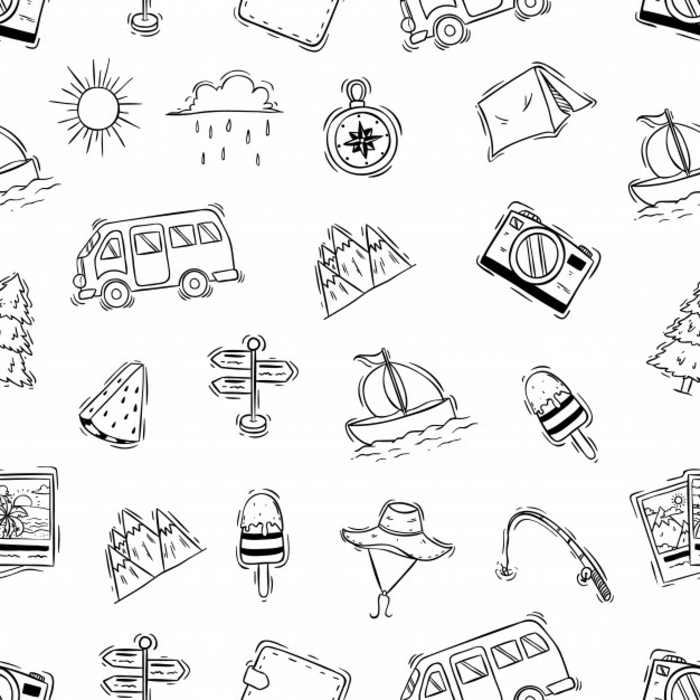 dibujos chulos pequeños para calcar, pequeños detalles que puedes imprimir y calcar o redibujar, aprender a dibujar